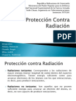 Protección Contra Radiación
