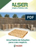 Palser Palete de Madeira Tipo Americana Catalogo Paletes de Madeira Palser 496960