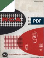 RC17  - RCA Radio Receiving Tube Catalog 1954