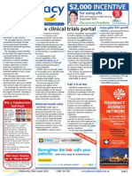 Pharmacy Daily for Wed 20 Aug 2014 - New clinical trials portal, Guild campaign, NPS goes bilingual, Health, Beauty and New Products and much more