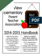 PTA Handbook 2014-2015