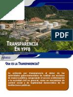 Taller Transparencia 29 III Raúl Velásquez Situación YPFB