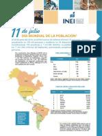 Preyeccion de La Poblacion Al 2030 INEI-2013