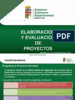 Nº 2Elaboracion de Proyectos