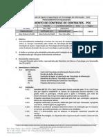 Procedimento de Controle de Propostas e Contratos