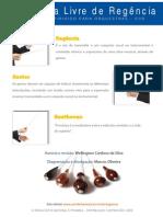Apostila Livre de Regncia Para Orquestras - CCB - Verso Oficial