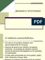 Aula 10 Fordismo e Toyotismo