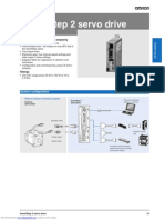 Smartstep 2 Servo Drive Datasheet