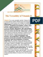 Vitamin D Brochure