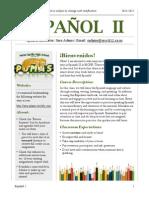 class syllabus ii pdf