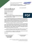 Oficio 021-2014 CEDIME UNI FIM - Solicitud de Salon Para Ayudantia
