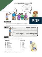 Sinónimos II - Idea Principa