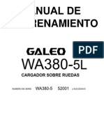 Training Manual WA380-5L