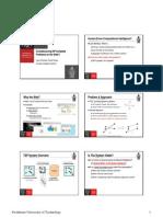 Crowdsourcing NP-Complete Problems on the Web (Presentation Slides)