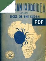 1956, HOOGSTRAAL-Carrapatos Do Sudão