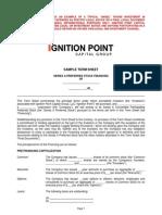 Term Sheet_Series A_template 6