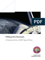 Filling the Vacuum-A Framework for a NATO Space Policy