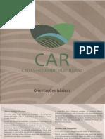 Cartilha CAR