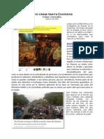 Entre Líneas Guerra Económica 8-19-2014 Felipe Torrealba