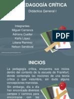 9 Pedagogiacritica 120609020348 Phpapp01