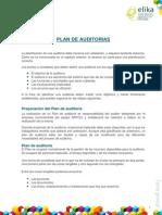 3.2.Plan de Auditoría
