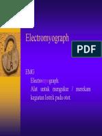 Electro My o Graph