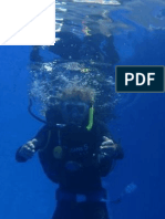Master Scuba Diver Trainer at the Gili Isalands