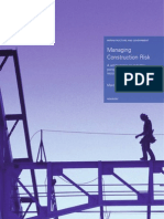 Managing Construction Risk