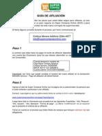 guia de afiliacin a sper compras online al 2014-08-19