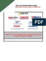 Rate Iklan Di NST Group
