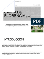 Carta de Florencia (1981) Completa