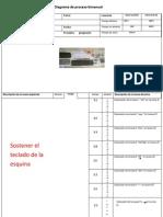 Diagrama d Proceso Bimanual