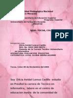 Port a Folio Dilcia Avidail Lemus C