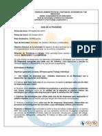 Guia de Actividades y Rubrica de Evaluacion Foro Trabajo Colaborativo 1 2013-2