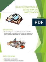 METODOS DE RECOLECCION DE DATOS expo (2).pptx