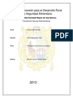 Capitulo 4 - Planificación y Administración Estrategica - ADMINISTRACION Una Ventaja Competitiva