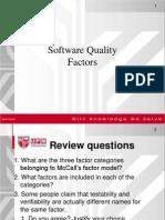 Chapter 2 SQ Factors