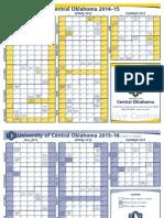 UCO 2014-2015