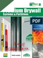 PRIMA Drywall