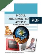 Modul Mikrokontroler At89s51