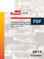 L3820ca No Pricing HeatLink Product Catalog Price List 2014-07-01