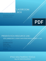 inside the classroom outside the box professional development 19 slides