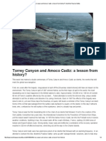 Torrey Canyon and Amoco Cadiz_ a Lesson From History_ _ Maritime Passive Safety