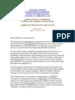 Documento de Puebla