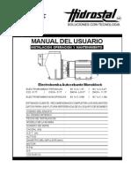 Manual Electrobomba Autocebante v.c.11 11