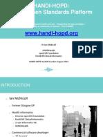 HANDI-HOPD Overview
