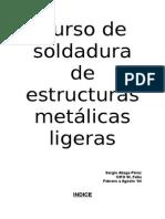 Curso de Soldadura de Estructuras Metálicas Ligeras