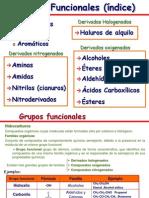 Unidad3 Organica Grupos Funcionales