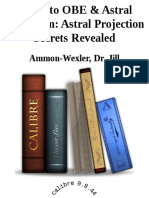 Dr Jill Ammon Wexler the Out of Body Experience a Practical 5 Step Guide to OBE and Astral Projections