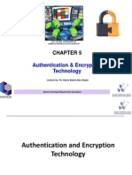 Authentication & Encryption TechnologyEDIT BAI